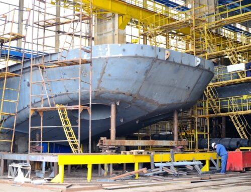 Crucial Health & Safety Measures in the Shipyard Industry